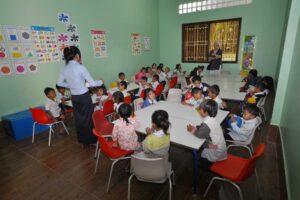 Sponsor a school student in Cambodia