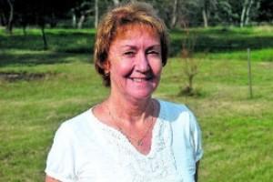 Cheryl Elliott in Siem Reap