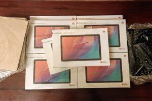 Huawei Tablet Donation NHC